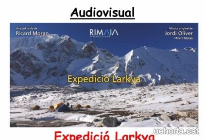 Audiovisual UEC Horta: Expedició Larkya