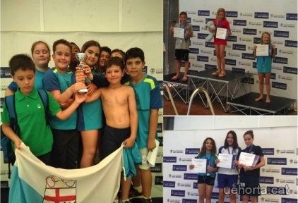 Final Territorial Benjamina: UE Horta, 7è lloc classificació clubs