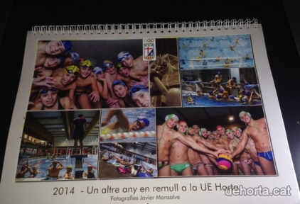 Ja estan disponibles els calendaris !!!!!!