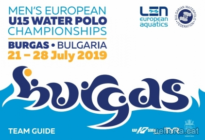 L'Hugo Castro i Joan Villamayor, a l'europeu de waterpolo